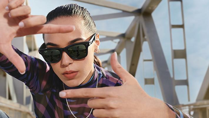 Facebook выпустила «умные» очки Ray-Ban Stories