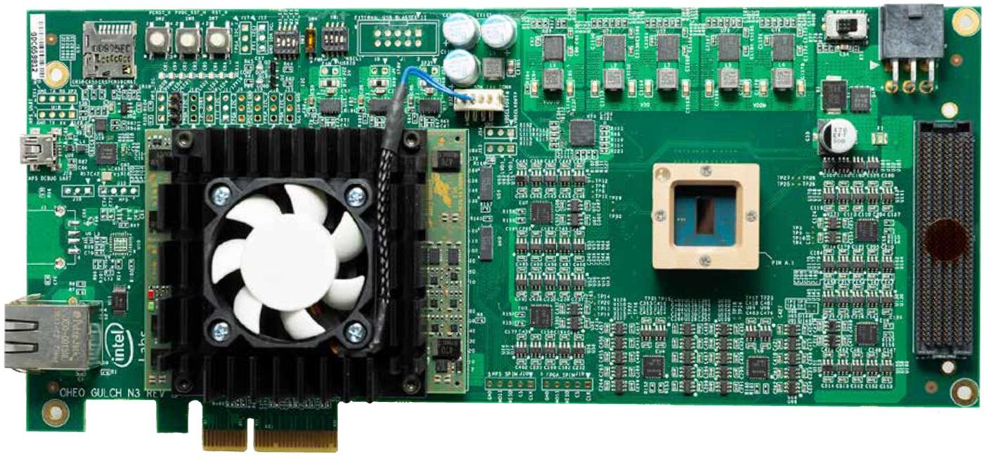Для выпуска нейропроцессора Intel Loihi 2 используется технология Intel 4