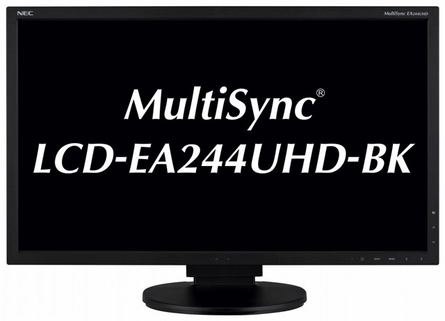 ������� NEC MultiSync LCD-EA244UHD-BK