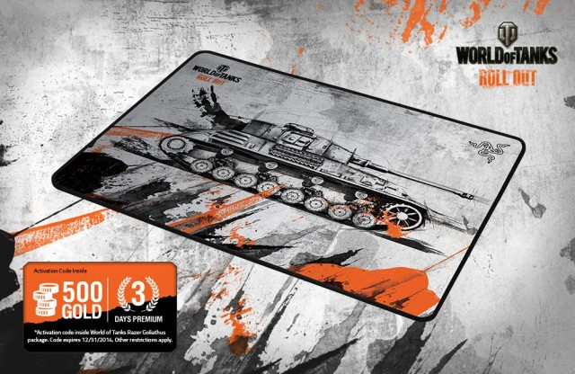 Razer/World of Tanks