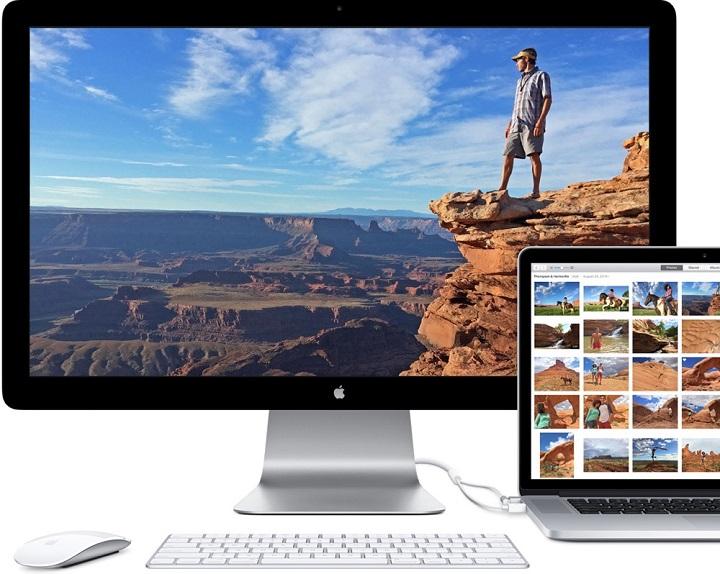Компания Apple может презентовать улучшенный Thunderbolt Display наWWDC