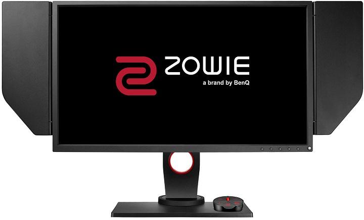 BenQ представила монитор Zowie XL2540 счастотой обновления 240 Гц