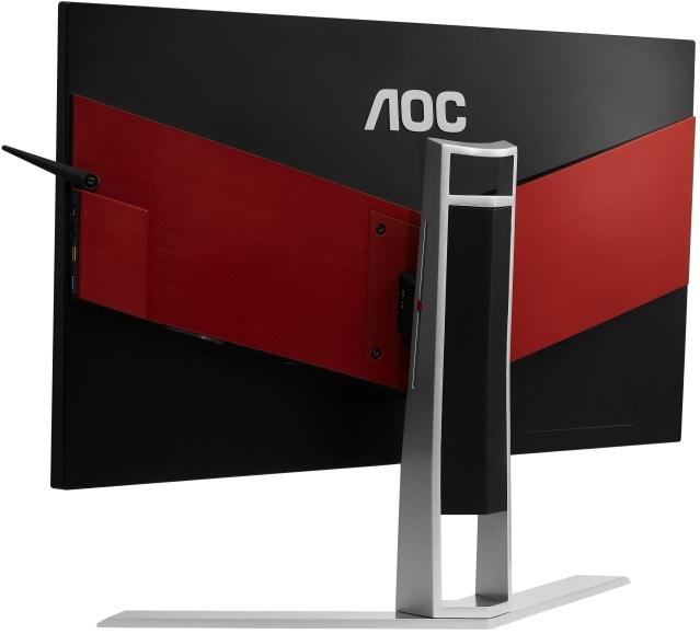 Игровой 4К-монитор AOC AGON AG271UG представлен вАмстердаме
