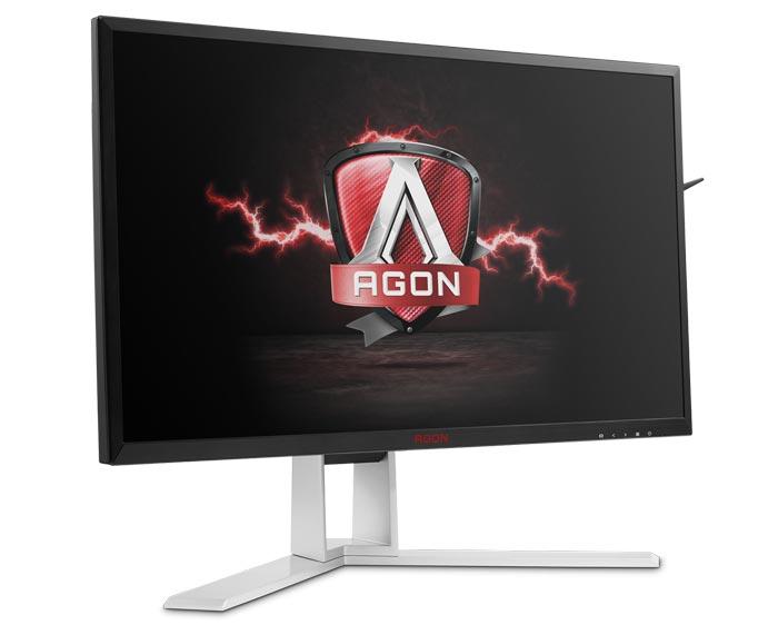AOC представила игровой монитор Agon AG251FG споддержкой G-Sync