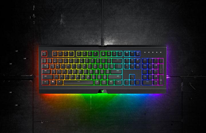 Razer запускает начальную ступень Cynosa Chroma Keyboard