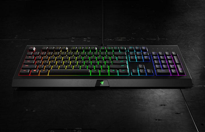 Razer выпустила пару игровых клавиатур Cynosa Chroma