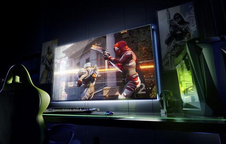 NVIDIA показала наCES 2018, что такое настоящий геймерский монитор