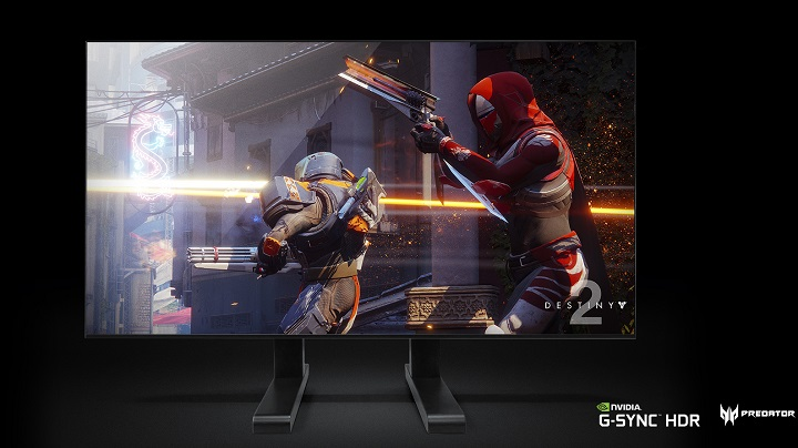 CES 2018: NVIDIA представила линейку игровых 65″-мониторов»