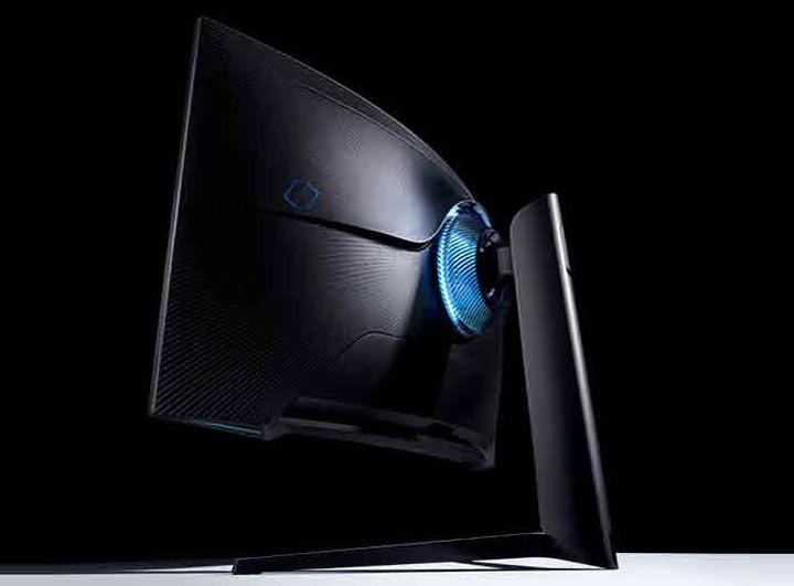Монитор Samsung Odyssey G9 сочетает разрешение 5120 x 1440 точек и частоту обновления 240 Гц