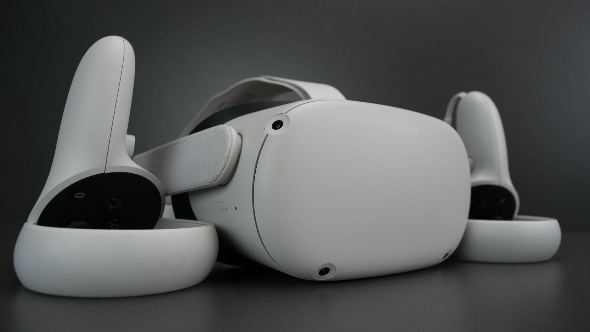 Oculus представила автономную VR-гарнитуру Quest 2 и прекращает выпуск  Rift S