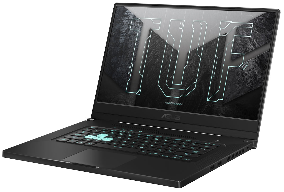 Лэптоп ASUS TUF Dash F15 с графикой GeForce RTX 3050 4GB замечен на Amazon