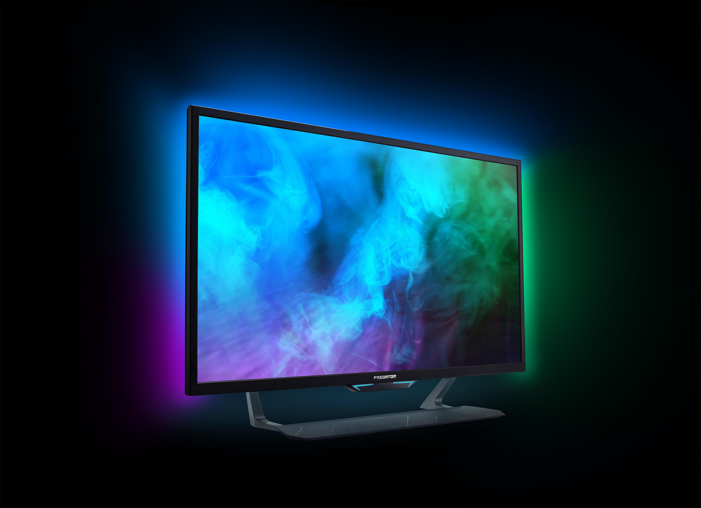 Acer расширяет линейку игровых устройств Predator тремя мониторами с HDR
