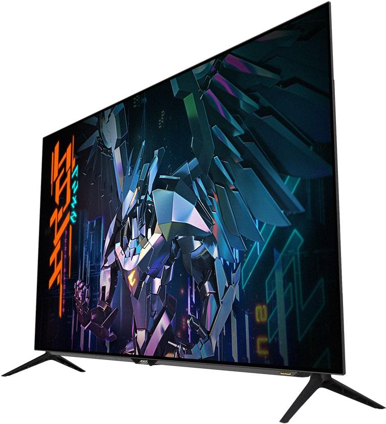 Gigabyte представила 48-дюймовый OLED-монитор для геймеров Aorus FO48U