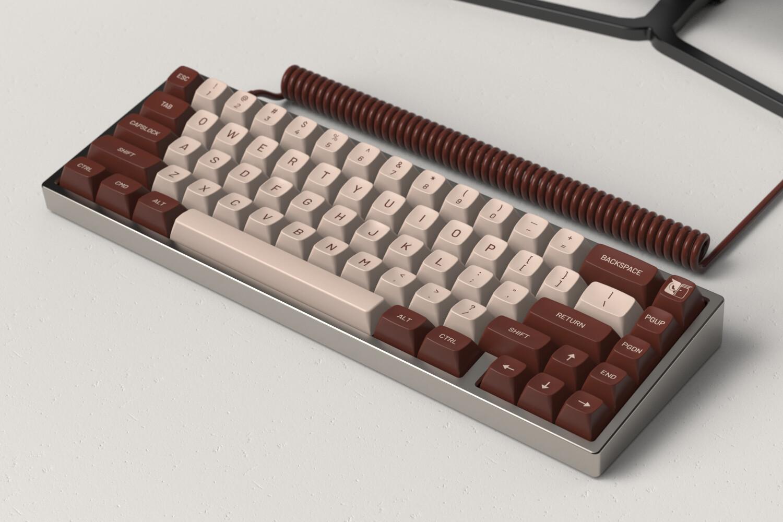 Noctua и Mito предлагают колпачки для клавиатур в фирменном стиле