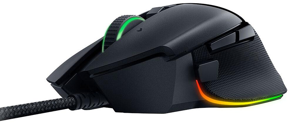 Razer выпустила игровую мышь Basilisk V3