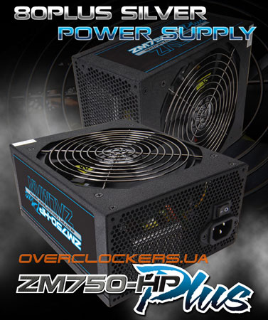 ���� ������� Zalman ZM750-HP Plus