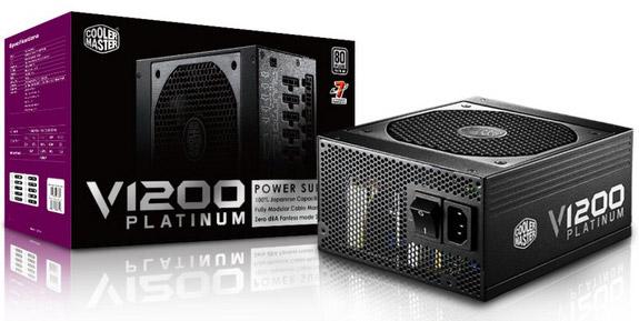 ���� ������� Cooler Master V1200 Platinum