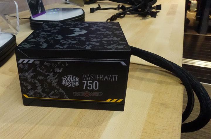 блоки питания Cooler Master MasterWatt V и MasterWatt Maker