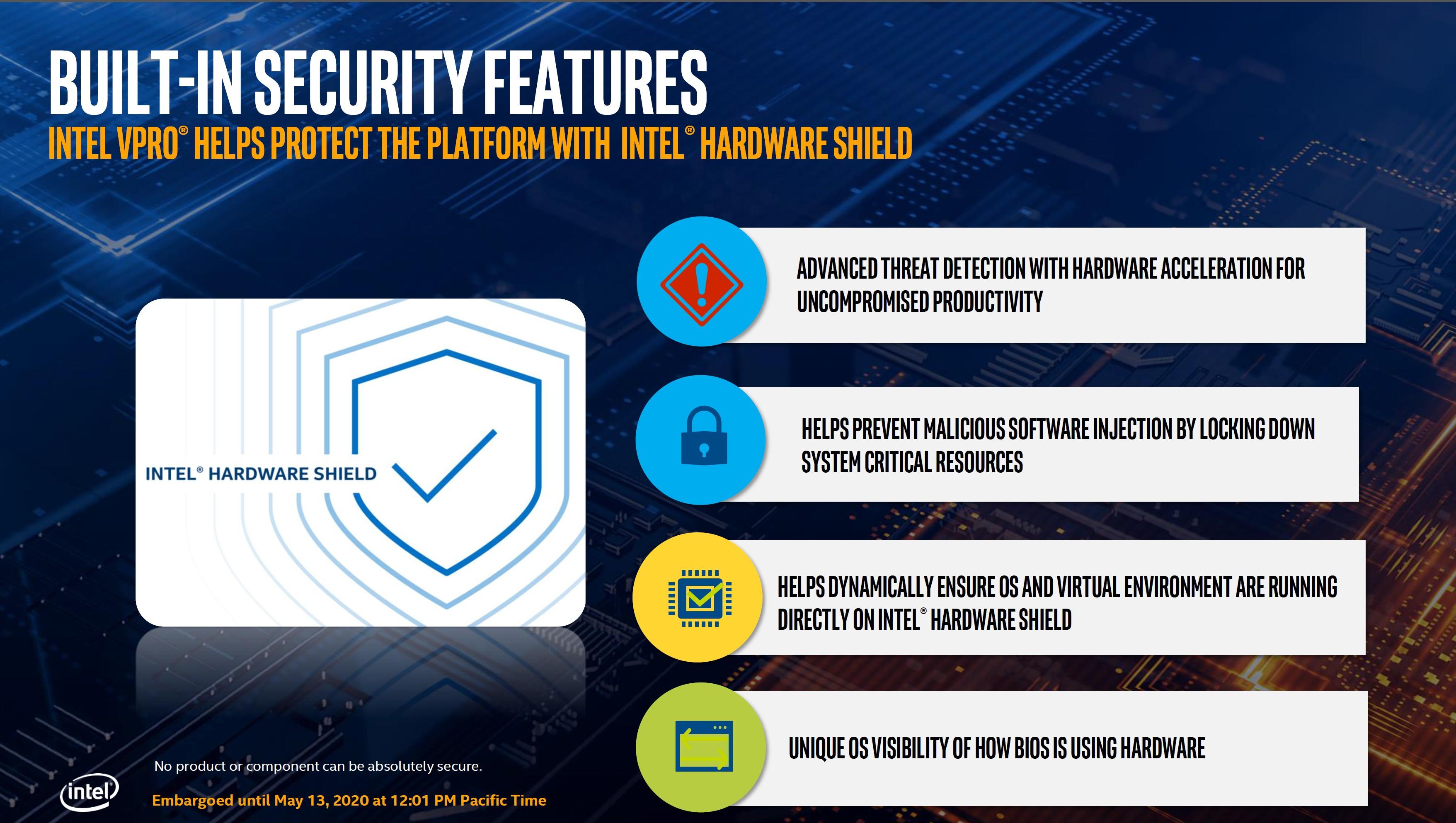 Intel сотрудничает с Microsoft в сфере защиты от несанкционированного майнинга