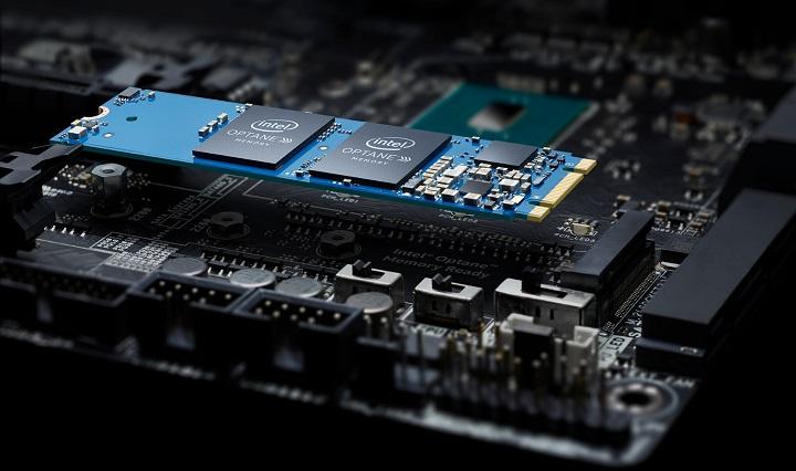Потребительские версии накопителей Intel Optane вдвое сократят время загрузки системы