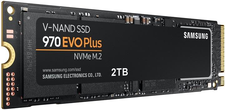 Samsung прокомментировала изменение платформы NVMe-накопителя 970 EVO Plus