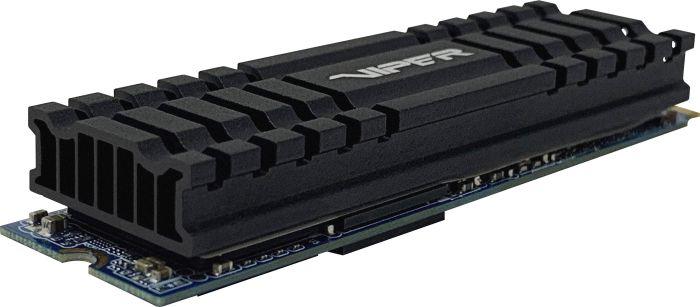 Patriot выпустила серию NVMe-накопителей Viper VPN100