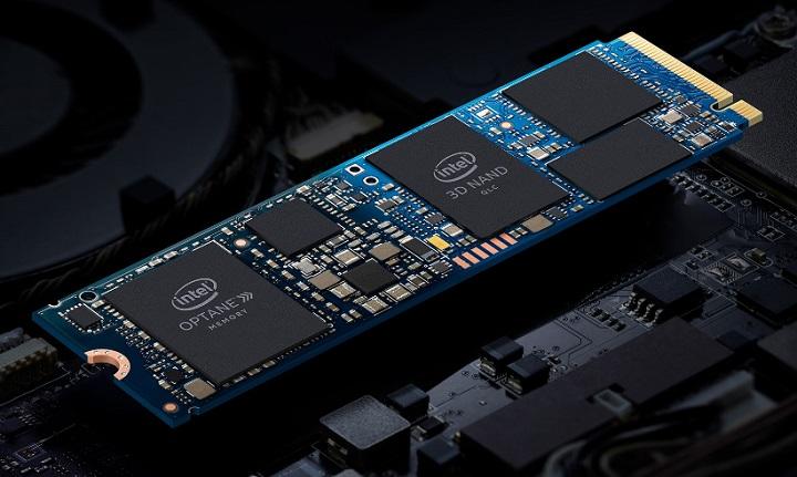 Накопители Intel Optane Memory H10 представлены официально