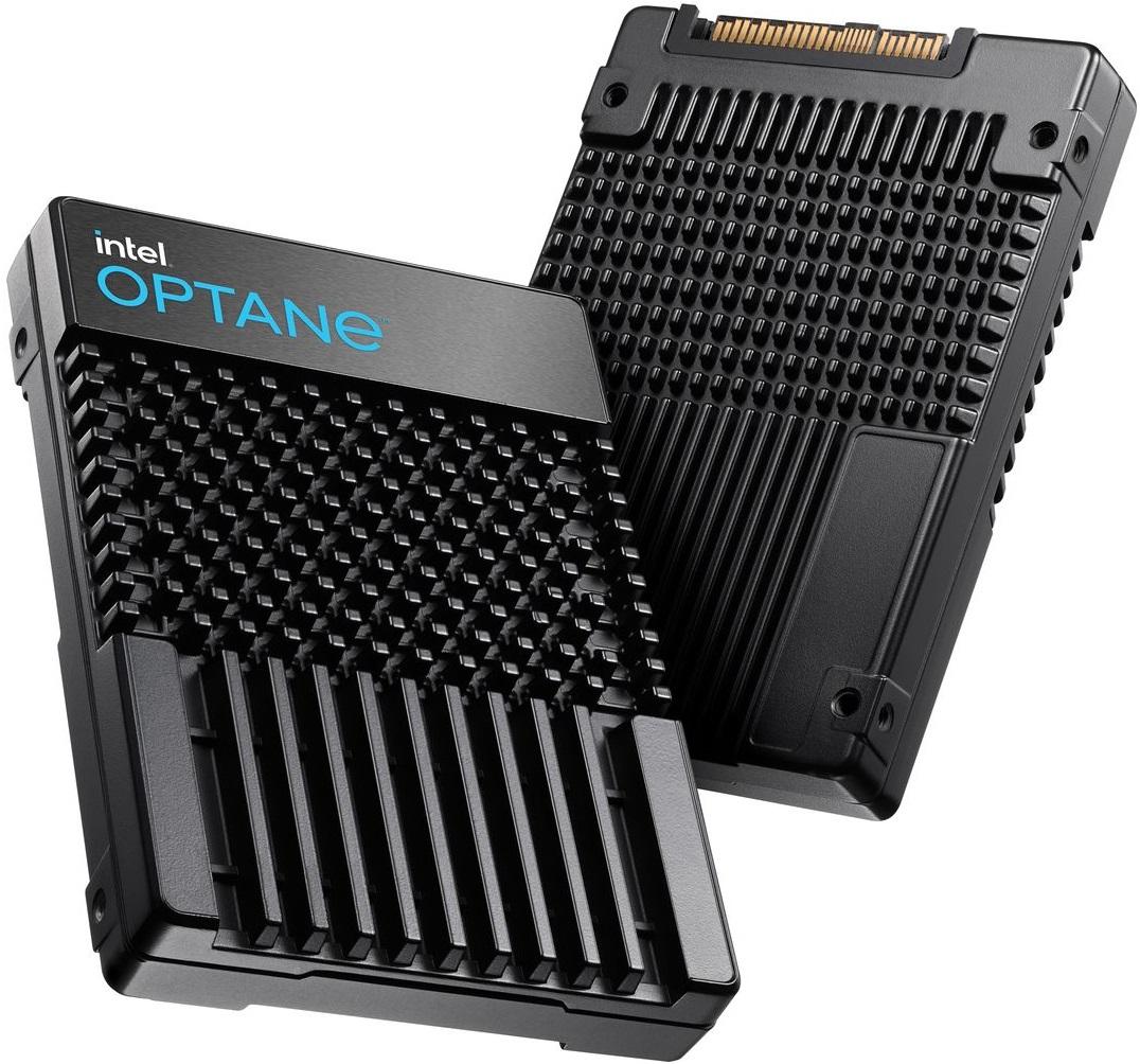 Intel Optane SSD P5800X — самый быстрый в мире накопитель для дата-центров
