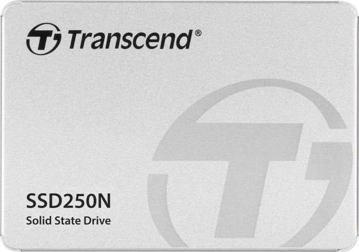 Transcend представила 2,5-дюймовые накопители SSD250N для сетевых хранилищ