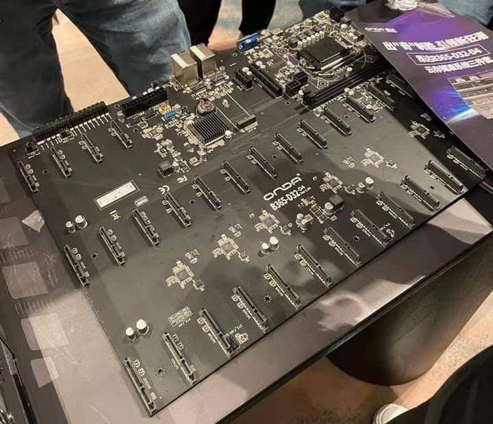 Спрос на SSD и HDD большого обьема растет на фоне криптовалюты Chia Coin
