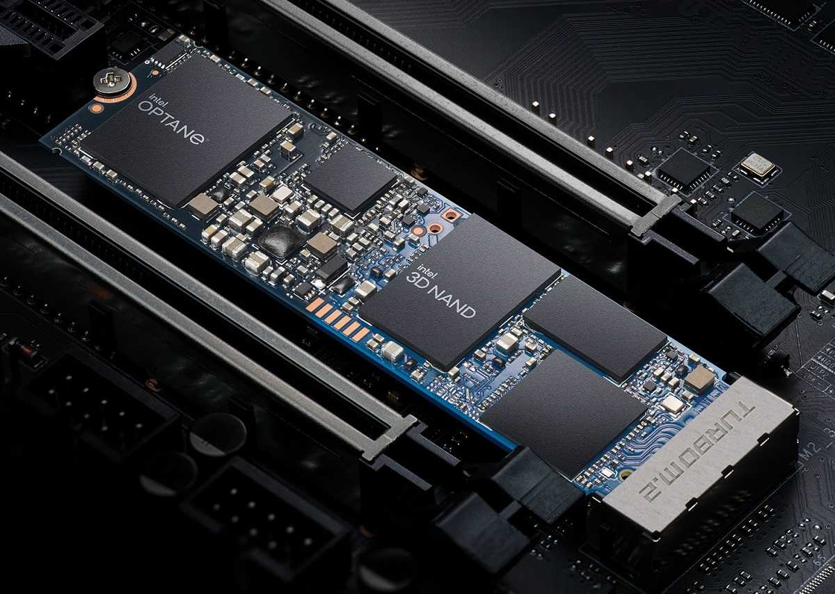 Intel выпускает накопители Optane Memory H20 с памятью 3D XPoint и 3D QLC NAND