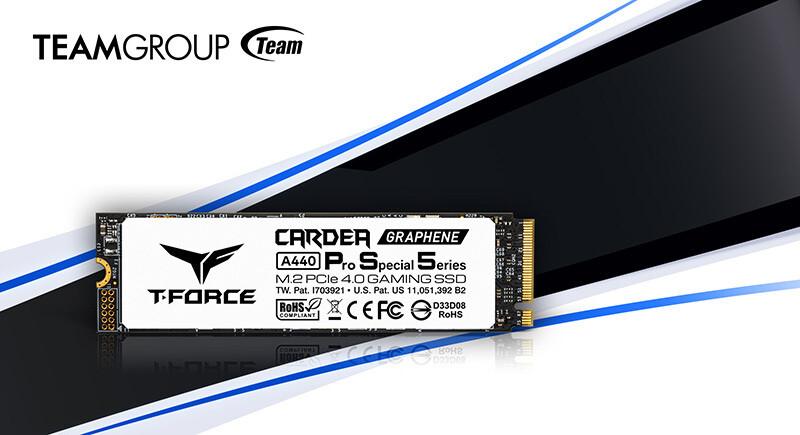 NVMe-накопители T-Force Cardea A440 Pro Special Series адресованы владельцам PlayStation 5
