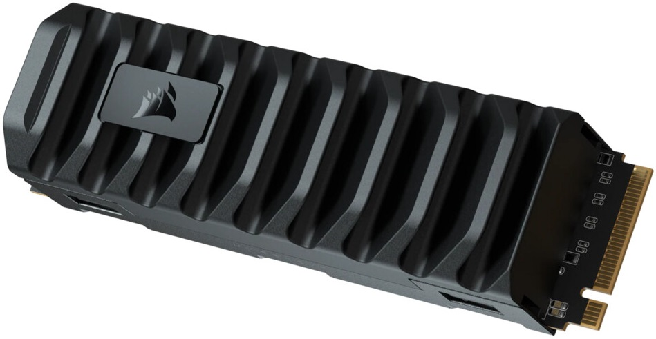 Corsair выпустила скоростные NVMe-накопители MP600 Pro XT с памятью 3D NAND TLC