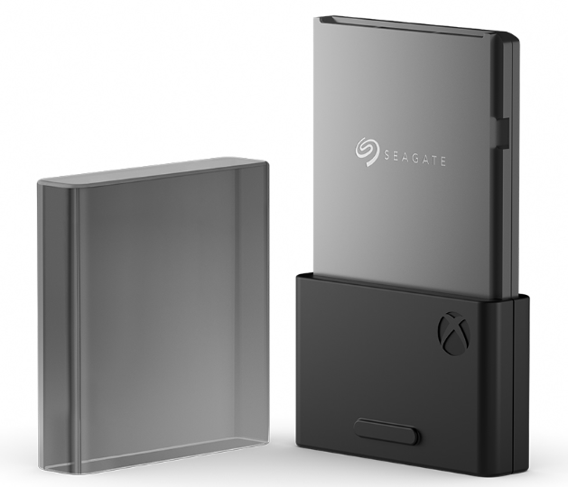 Seagate выпустит SSD на 512 ГБ для консолей Xbox Series X/S