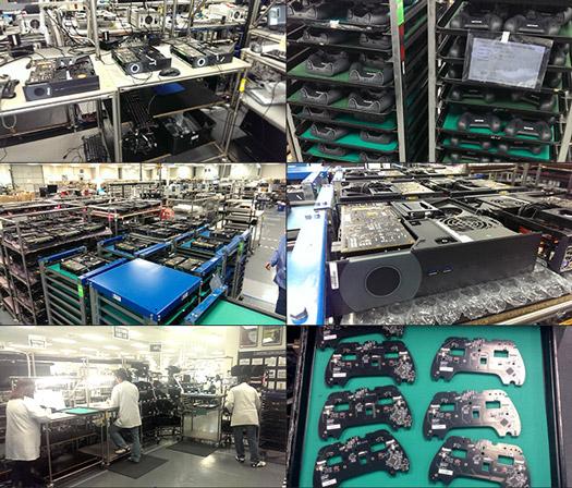 Производство Steam Machine