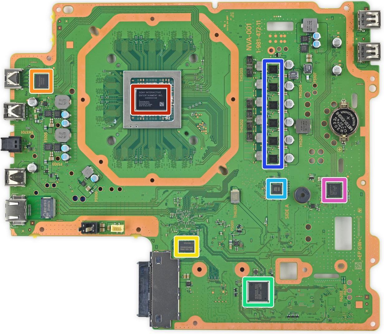 Исследуем «внутренний мир» PS 4 Pro