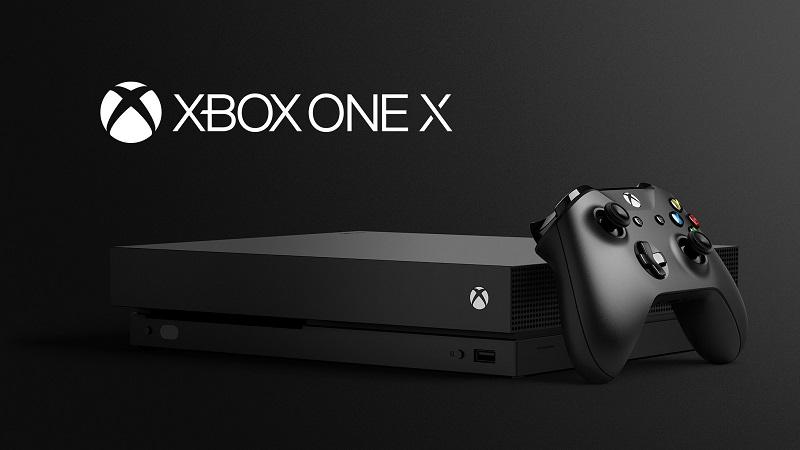 Xbox One Xполучит поддержку мониторов 1440р