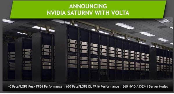 Nvidia SaturnV