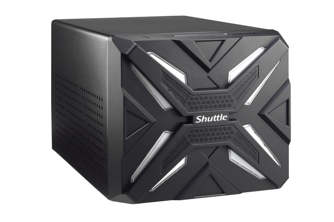 Компания Shuffle представила платформу SZ270R9 для создания настольных игровых компьютеров