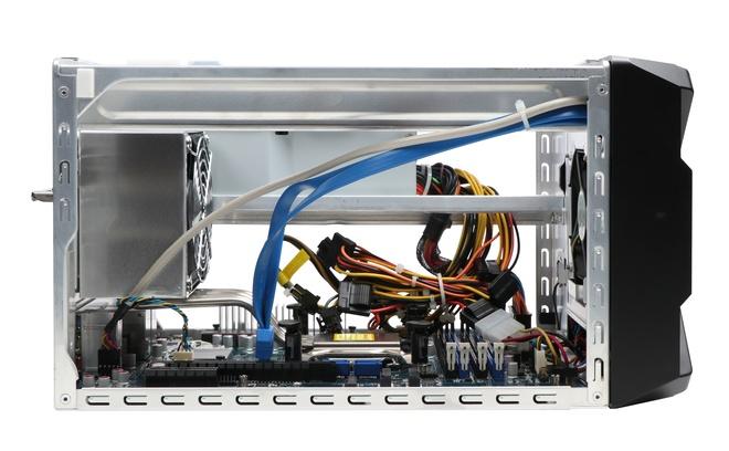 Компания Shuttle создала настольный игровой компьютер SZ270R9