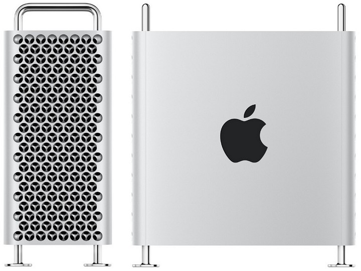 Apple обновила рабочую станцию Mac Pro