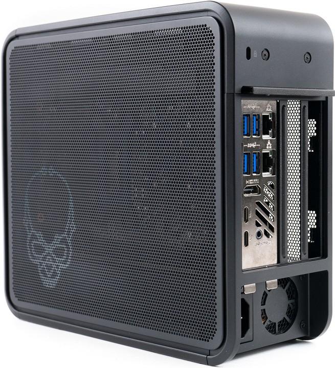 Вышел обзор мини-компьютера Intel NUC 9 Extreme с поддержкой дискретных видеокарт
