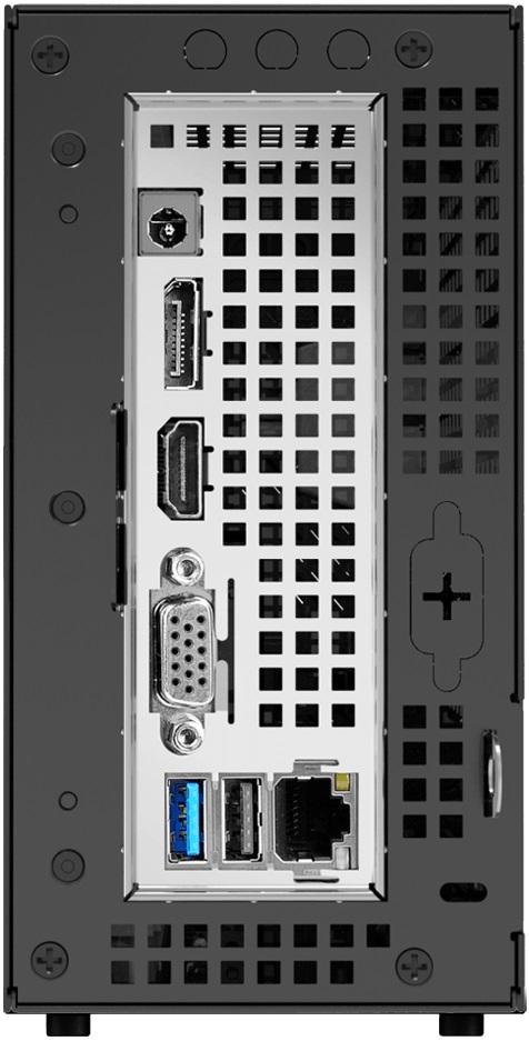 Мини-компьютер ASRock DeskMini X300 позволяет разгонять гибридные процессоры AMD