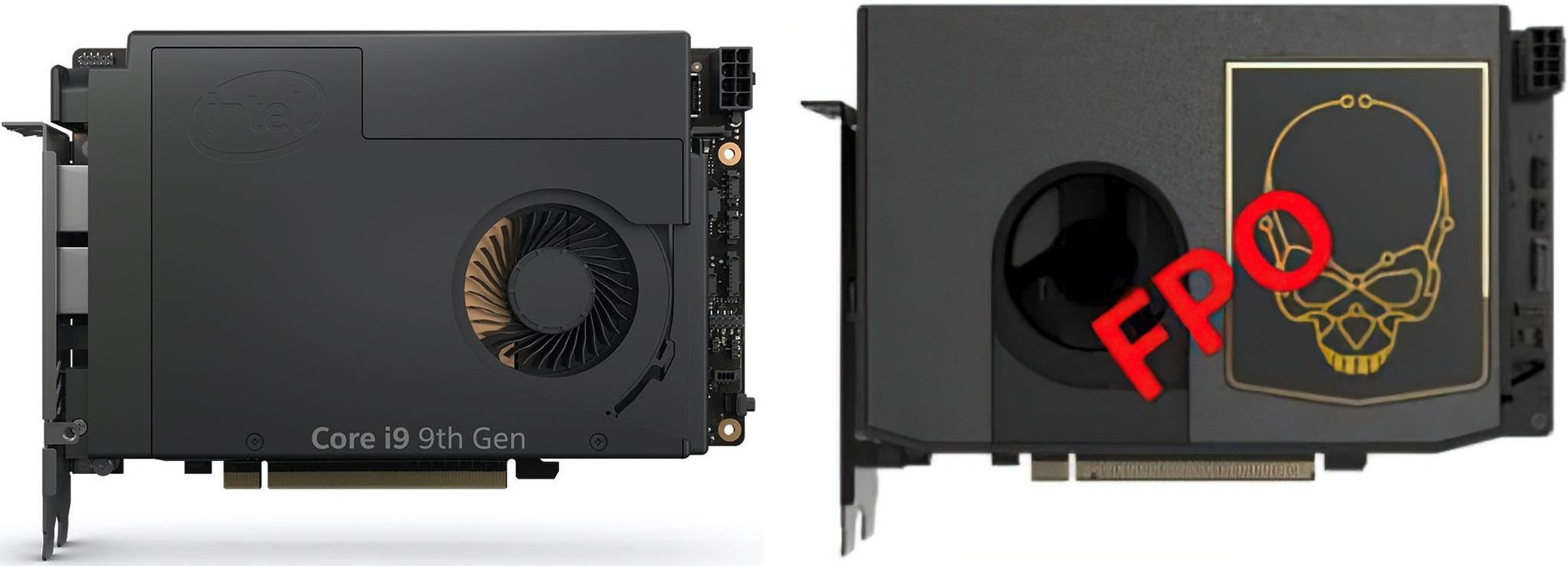 Intel работает над новым Compute Element для модульных компьютеров