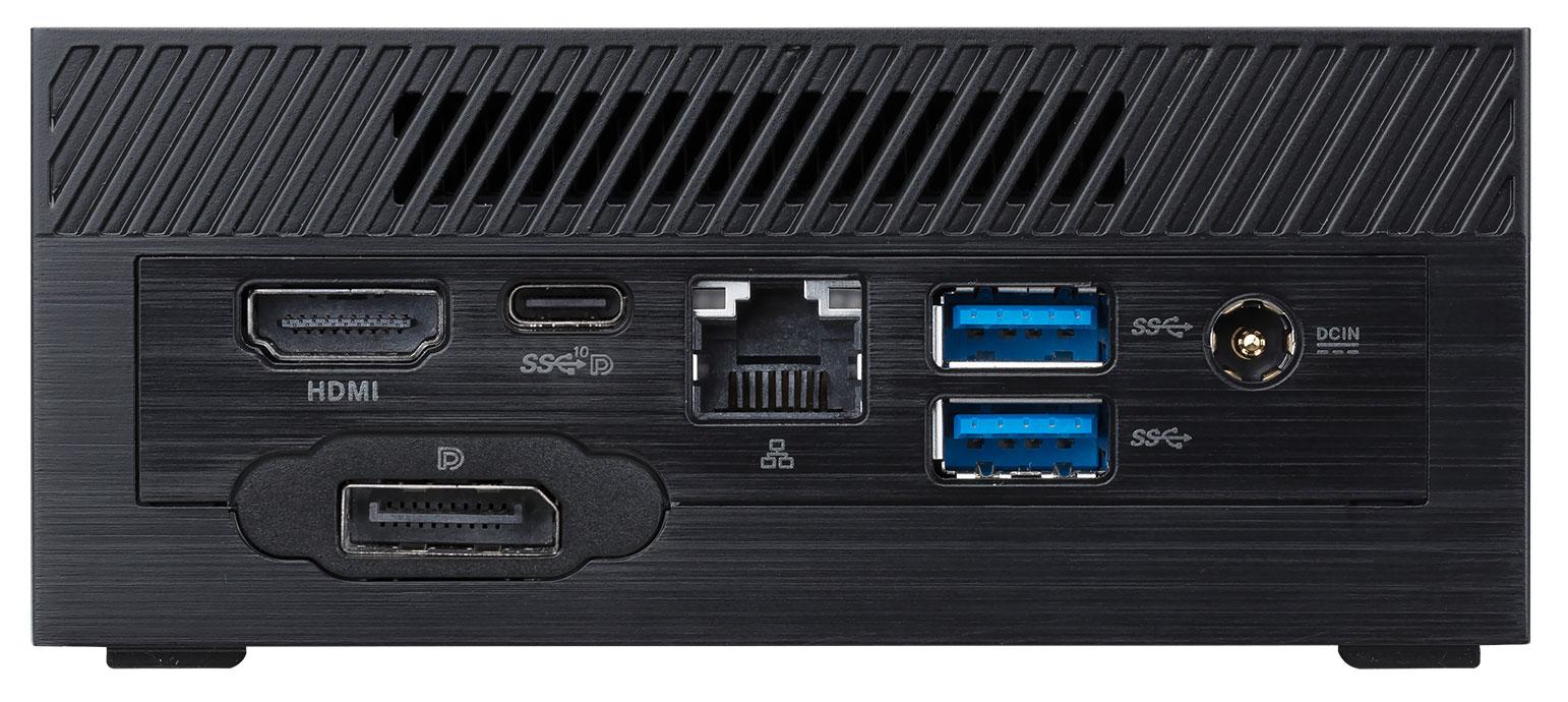 ASUS PN51 — мини-ПК на базе гибридных процессоров AMD Ryzen 5000U
