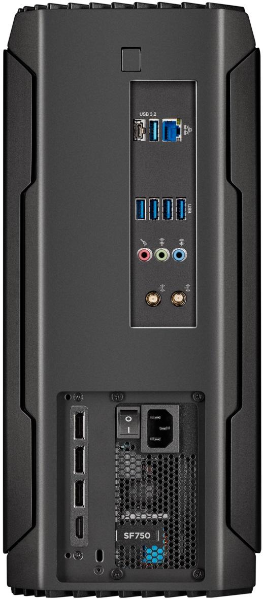 Игровые декстопы Corsair One обновились до Ryzen 5000 и Core 11-го поколения