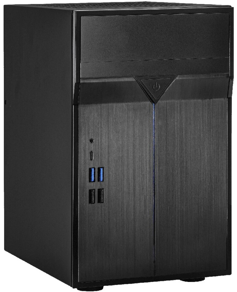 ASRock предложит barebone-систему DeskMini Max с поддержкой CPU Ryzen 5000