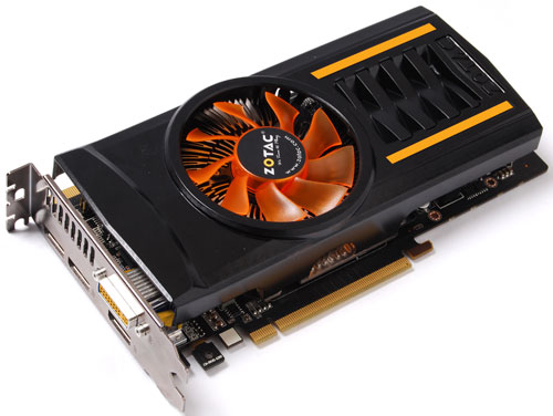видеокарта Zotac GeForce GTX 460 3DP