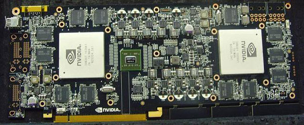 GeForce GTX Dual Chip