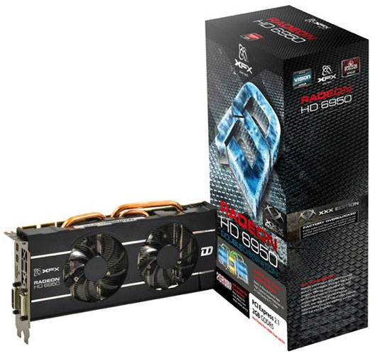 XFX Radeon HD 6790 Double Dissipation
